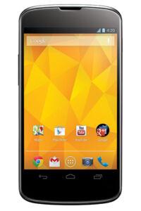 Nexus 4 E960 - 8GB - Schwarz (Ohne Simlo...
