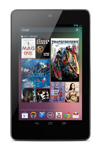 Nexus 7 8GB, Wi-Fi, 7in - Black