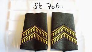 Niederlande-Rangschlaufen-gelb-auf-braun-1paar-sk706