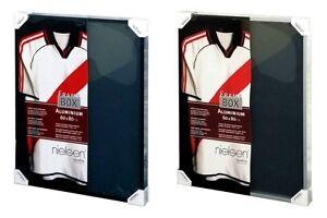 Nielsen frame box trikot rahmen schwarz oder alu gr e for Fenster 70x90