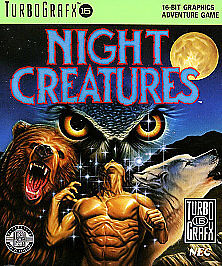 Night Creatures  (TurboGrafx-16, 1992)