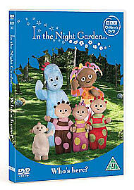 In The Night Garden - Who's Here? (DVD, ...