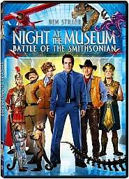Night at the Museum: Battle of the Smith...