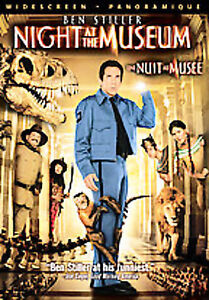 Night at the Museum (DVD, 2009, Widescre...