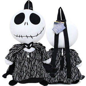 Nightmare Before Christmas Jack Plush Doll Backpack Costumes Bag 19 ... Nightmare Before Christmas Jack