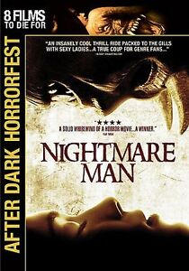 Nightmare Man (DVD, 2008)