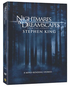 Nightmares & Dreamscapes Collection (DVD...