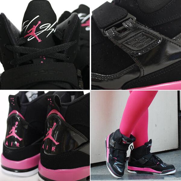 Air Jordan Zwart