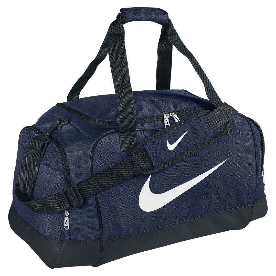 d6e14dc85ee94 Nike Bag Club Team Medium Duffel Personal Navy bag Soccer Football Gym