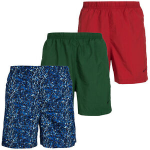 nike jungen badeshorts badehose schwimm strand hose shorts. Black Bedroom Furniture Sets. Home Design Ideas