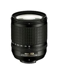 Nikon AF-S DX IF-ED 18-135 mm F/5.0-5.6 ...