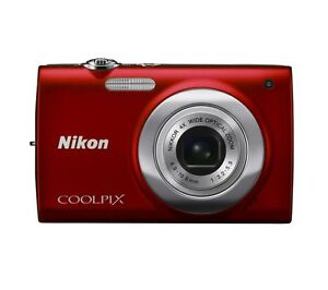 Nikon COOLPIX S2550 12.0 MP Digital Came...