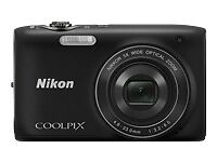 Nikon COOLPIX S3100 14.0 MP Digital Came...