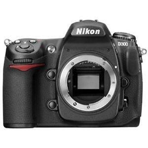 Nikon D300 12.3 MP Digital SLR Camera - ...
