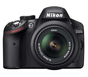 Nikon D3200 24.2 MP Digital SLR Camera -...