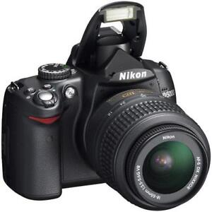 Nikon D5000 12.3 MP Digital SLR Camera -...
