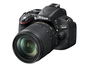 Nikon D5100 16.2 MP Digital SLR Camera -...