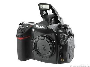 Nikon D700 12.1 MP Digital SLR Camera - ...