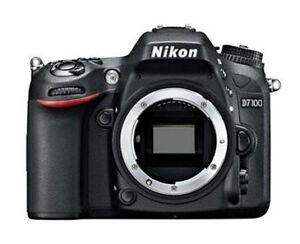 Nikon D7100 24.1 MP Digital SLR Camera -...