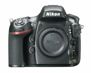Nikon D800 36.3 MP Digital SLR Camera - ...