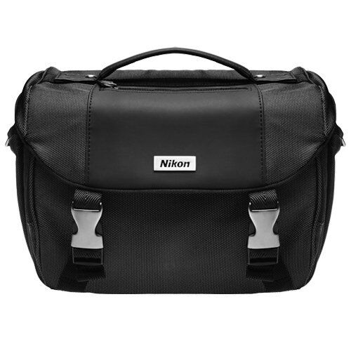 Nikon Deluxe Digital SLR Compact System Camera Case - Gadget Bag in Cameras & Photo, Camera & Photo Accessories, Cases, Bags & Covers | eBay