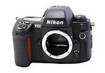 Nikon F100 35mm SLR Film Camera Body Onl...