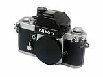 Nikon F2-S 35mm SLR Film Camera Body Onl...