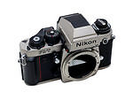 Nikon F3/T 35mm SLR Film Camera Body Onl...