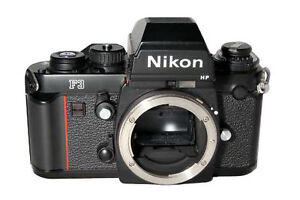 Nikon F3HP 35mm SLR Film Camera Body Onl...