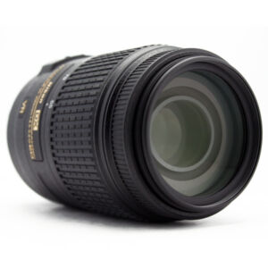 Nikon Nikkor 55-300 mm F/4.5-5.6 DX G SW...