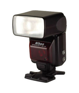 Nikon Speedlight SB-24 Shoe Mount Flash ...