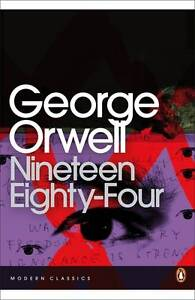 Nineteen Eighty-four by George Orwell (P...