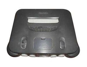 Nintendo 64 Grey Console (PAL)