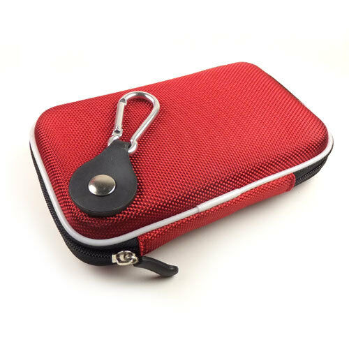 Nintendo DSi DS Lite 3DS 3D Carrying Hard Shell Pouch Case