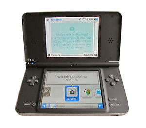 Nintendo DSi XL Dark Brown Handheld Syst...