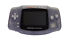 Nintendo Game Boy Advance Glacier Handheld