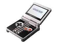 Nintendo Game Boy Advance SP Classic NES...