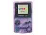 Nintendo Game Boy Color Purple Handheld