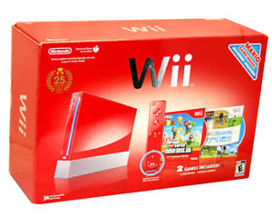 Nintendo-Wii-Super-Mario-Bros-Limited-Edition-Rot