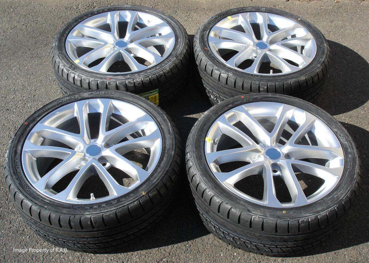 Nissan Altima 18 Factory Wheels Tires Maxima Q45 I35
