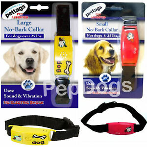 No Bark Sonic Dog SOUND + VIBRATION Collar NO SHOCK in Consumer Electronics, Gadgets & Other Electronics, Other | eBay