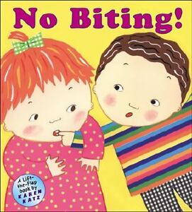 No Biting! by Karen Katz (2002, Hardcove...