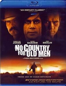 No Country for Old Men (Blu-ray Disc, 20...