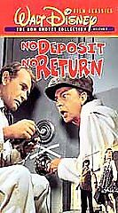 No Deposit, No Return (VHS, 1998, Don Kn...