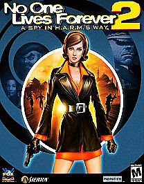 No One Lives Forever 2: A Spy in H.A.R.M...