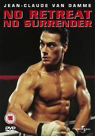 No Retreat, No Surrender (DVD, 2004)