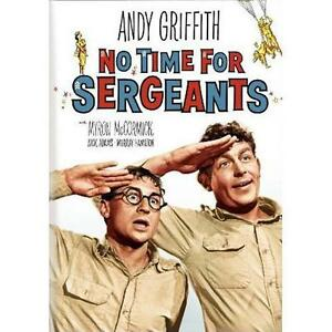 No Time for Sergeants (DVD, 2010)