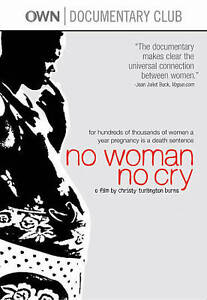 No Woman, No Cry (DVD, 2011)