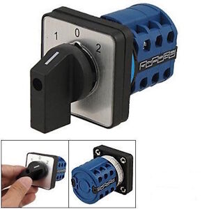 nockenschalter drehschalter wendeschalter umschalter 16a 1 0 2 3 polig ebay. Black Bedroom Furniture Sets. Home Design Ideas