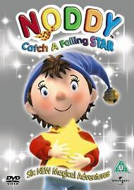 Noddy - Catch A Falling Star (DVD, 2003)